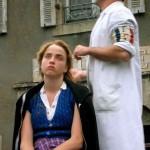 Adèle et son bourreau entre deux scènes - (c) Sylvie Robin